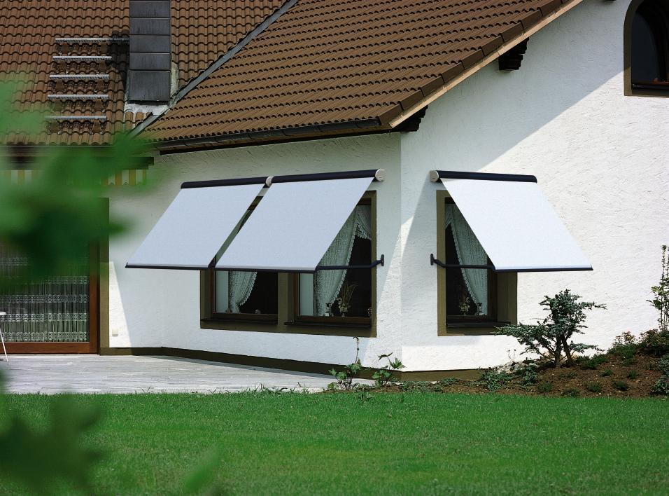 Ringfoss fasade- og vindusmarkiser