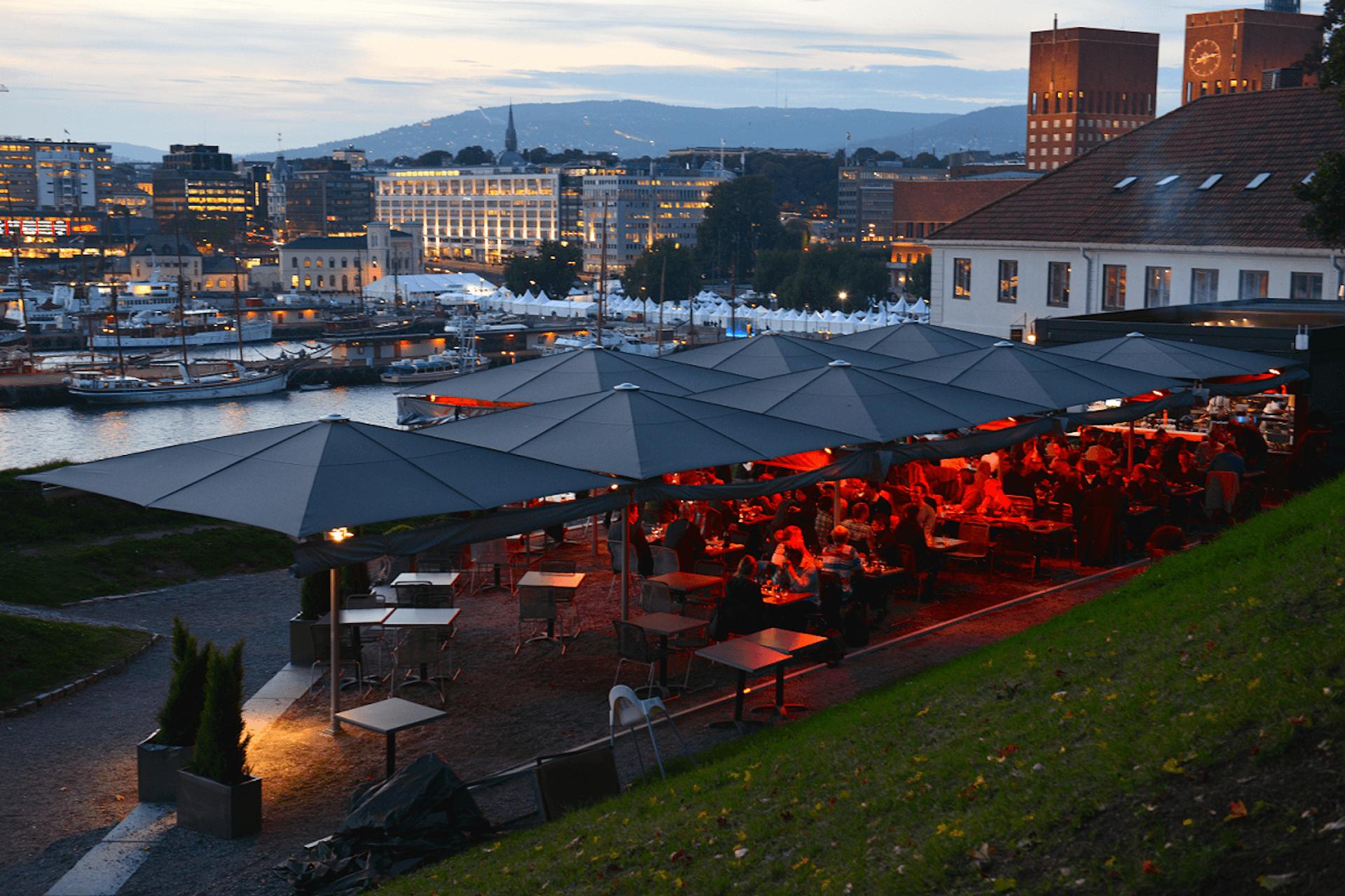 Festningen, Akershus festning Oslo