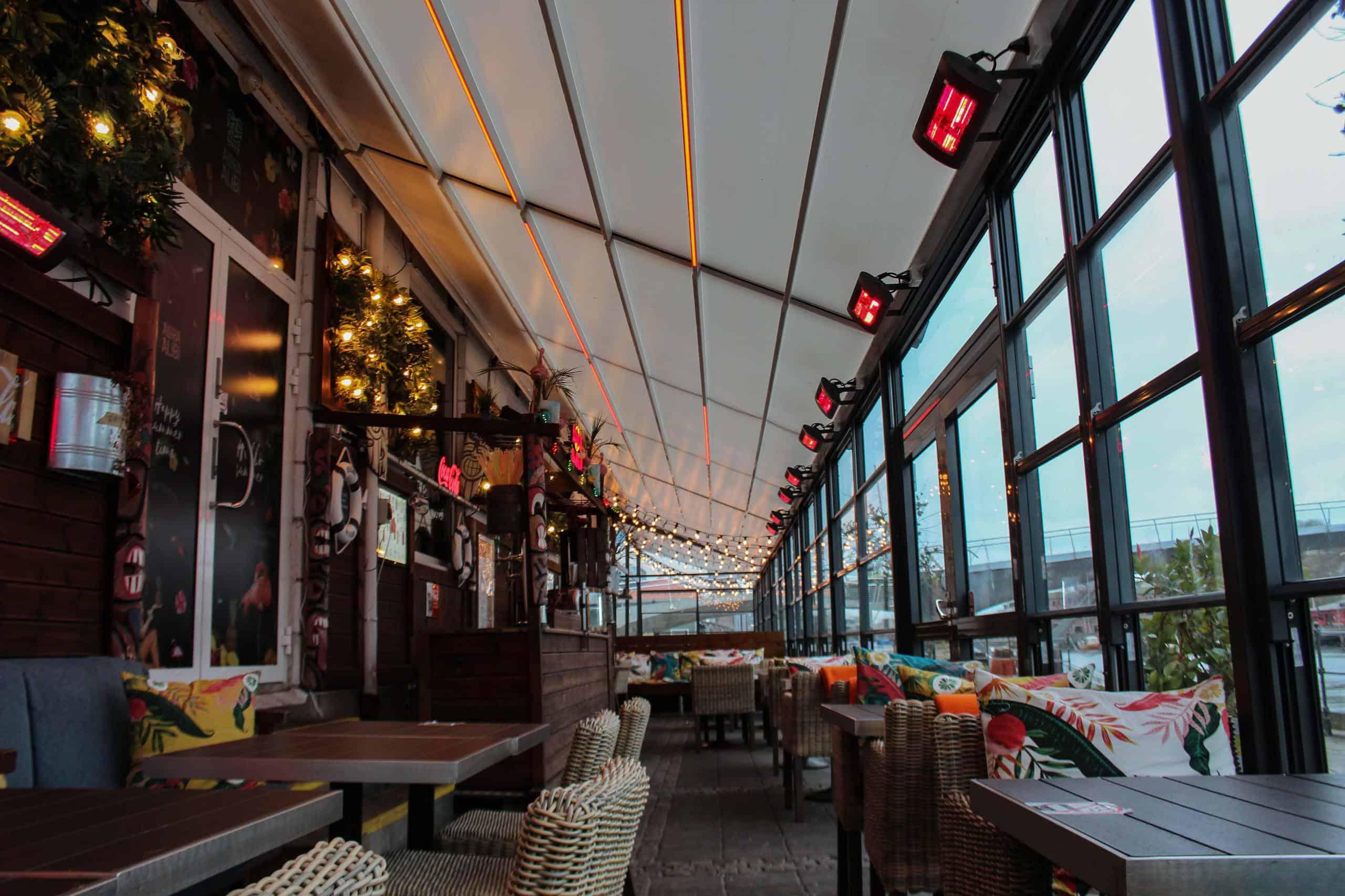 Uteservering Fredrikstad Bar