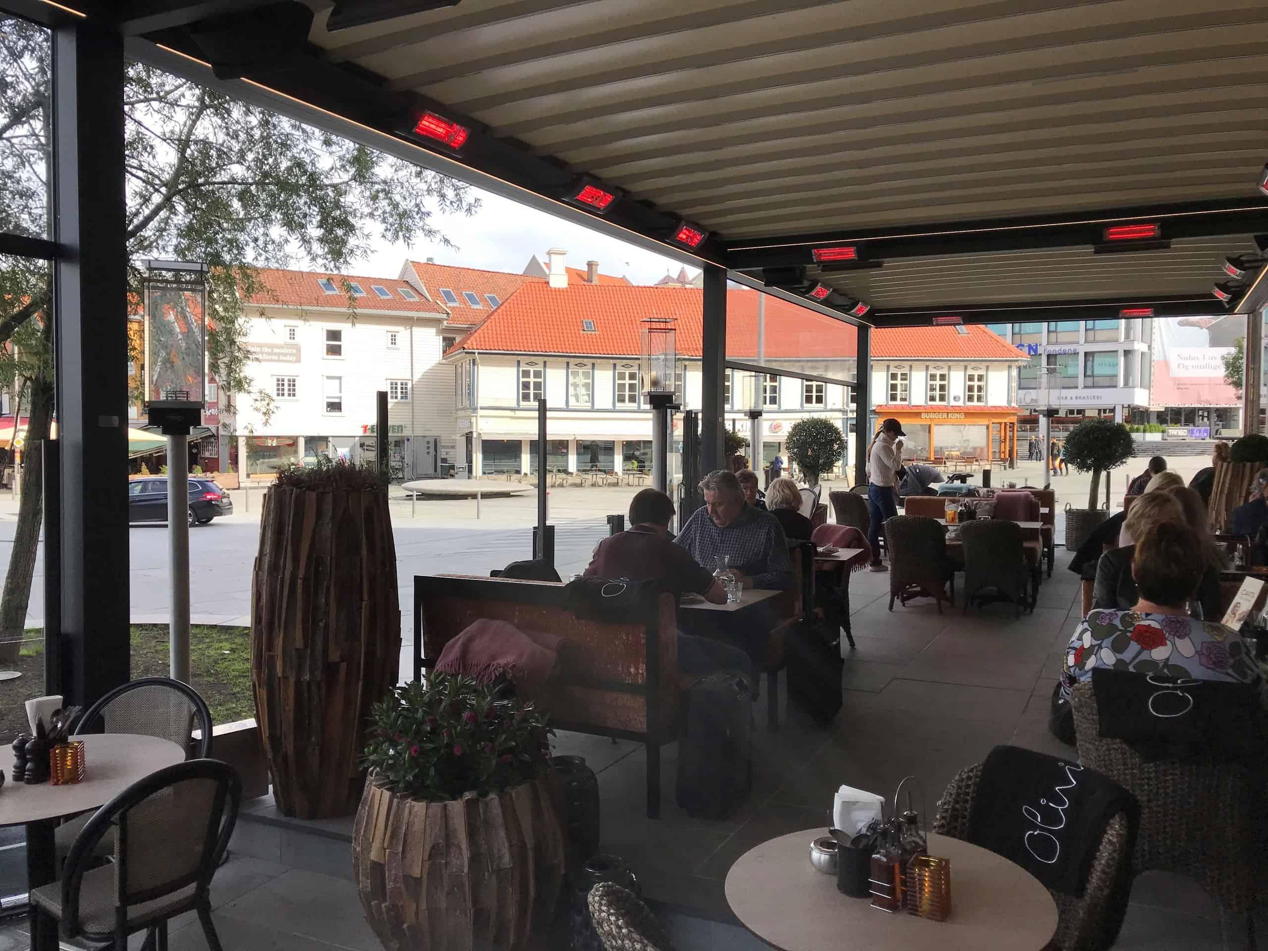 Stavanger Uteservering