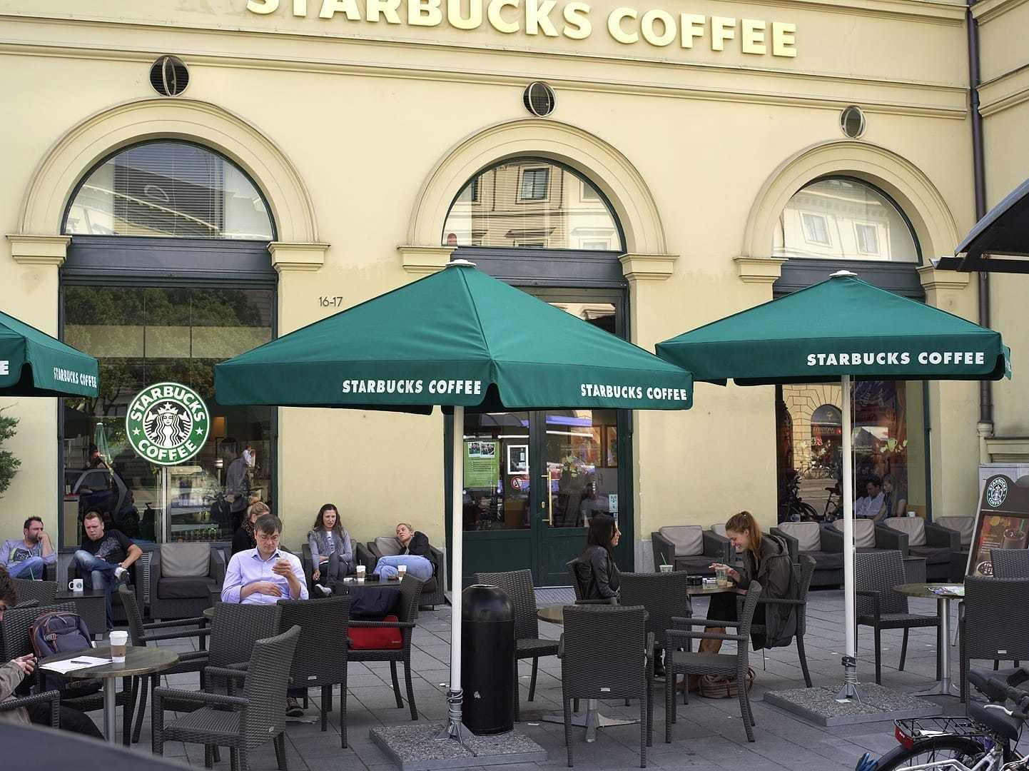 Starbucks M 013