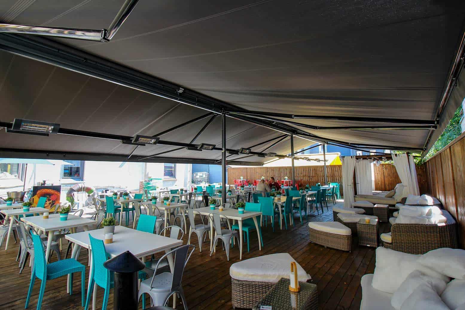 Stor Markise Restaurant