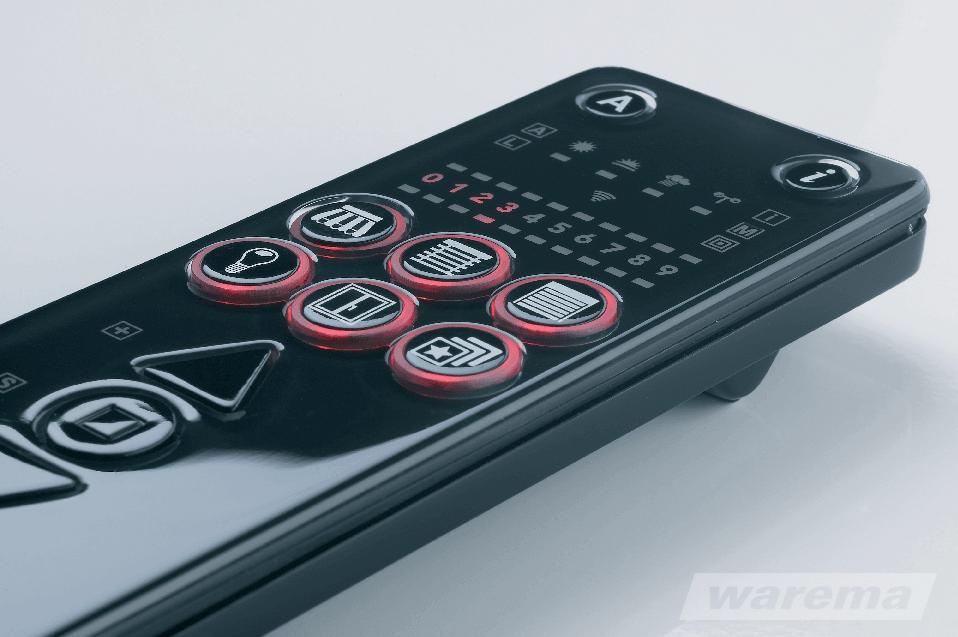 WMS Warema Automatikk Solskjerming