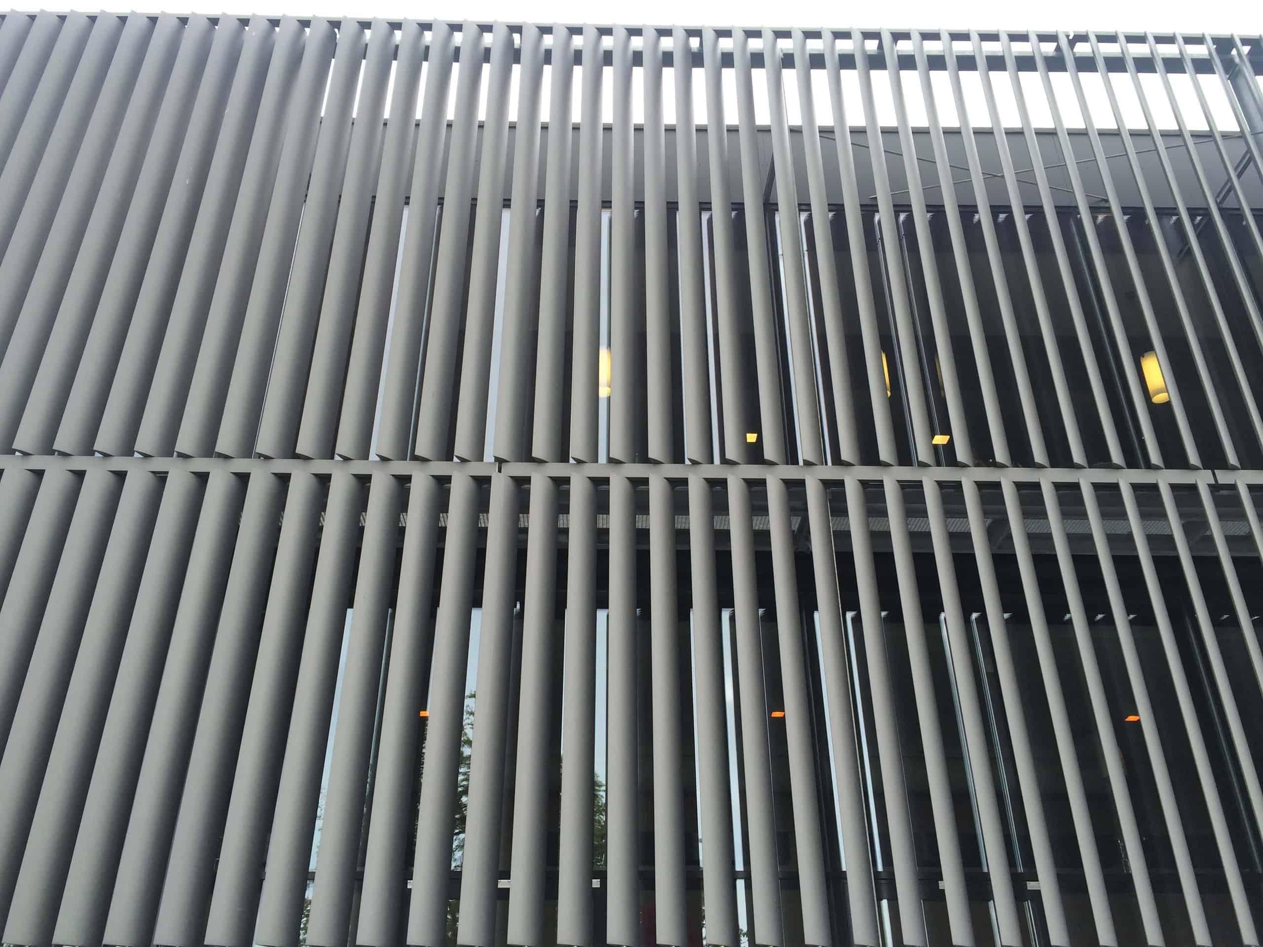 Solskjerming Bygning Kontor