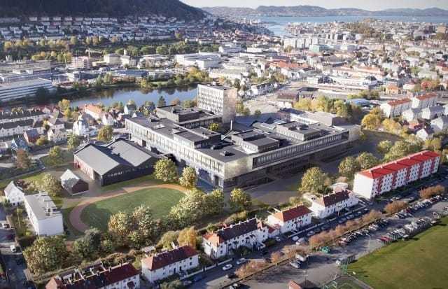 Høyskolen I BERGEN